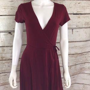 Rolla Coster Feaux Wrap Dress M